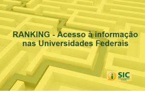 UFSCar cursos