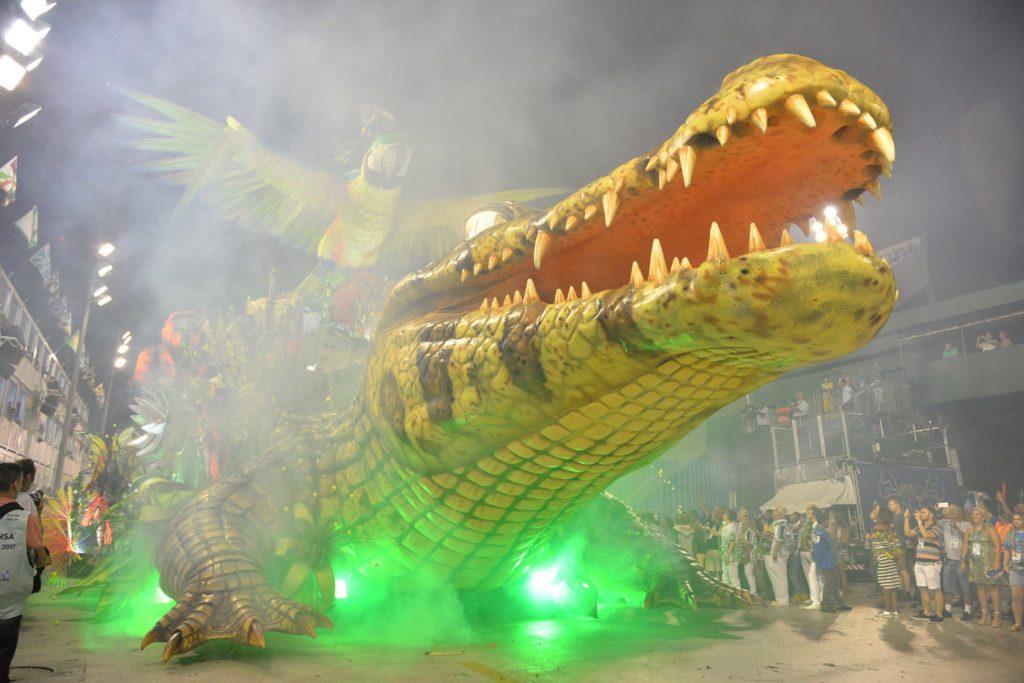 Samba-enredo das escolas do Carnaval Rio 2017