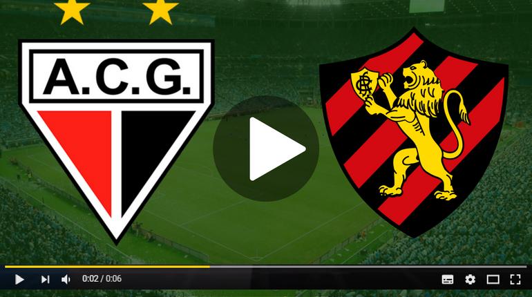 Assistir Atlético Goianiense x Sport ao vivo hoje Tudo TV