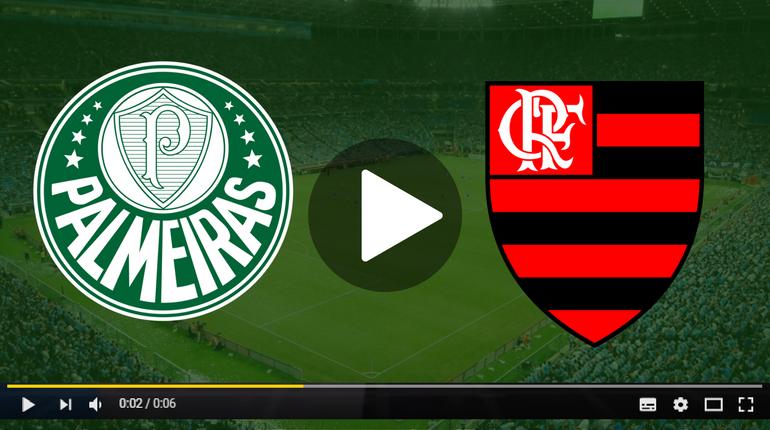 Assistir Palmeiras x Flamengo ao vivo hoje Tudo TV
