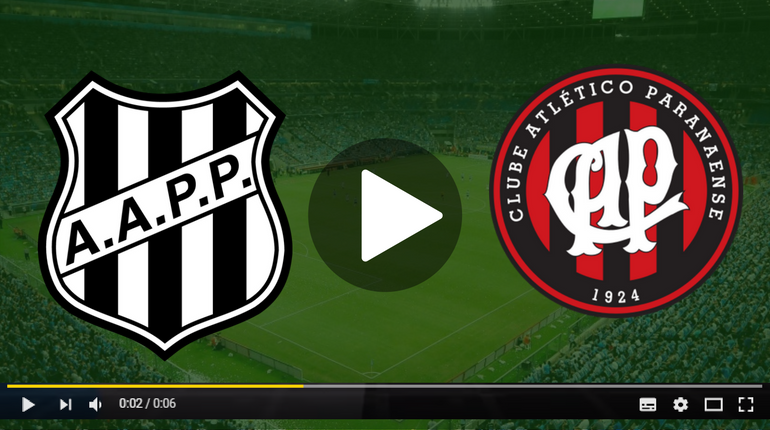 Assistir Ponte Preta x Atlético Paranaense ao vivo hoje Tudo TV
