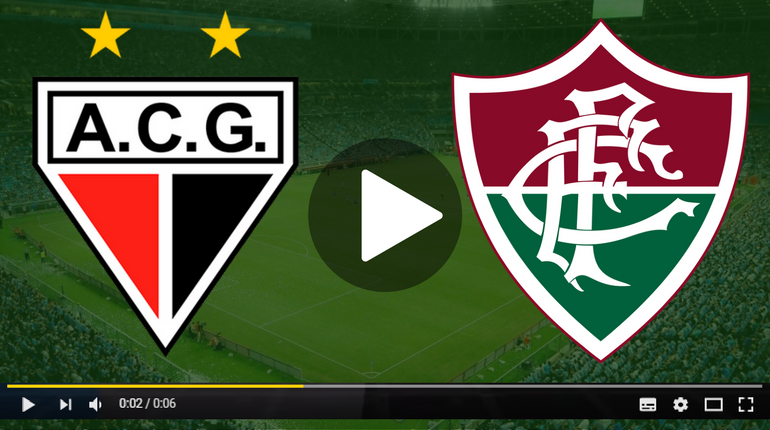 Assistir Atlético Goianiense x Fluminense ao vivo hoje Tudo TV