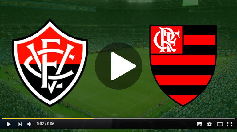 Assistir Vitória x Flamengo ao vivo hoje Tudo TV
