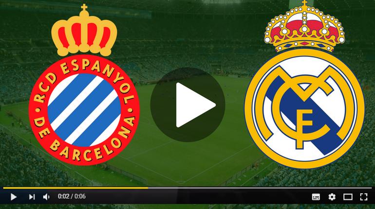 Assistir espanyol x real madrid ao vivo online hoje