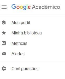 Pesquisar no Google Acadêmico